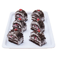 Blackforest Pastries - 6 Pcs