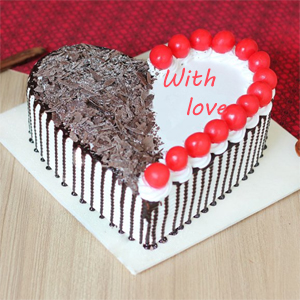 Black forest  Heart 1.5kg