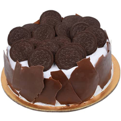 Oreo chocolate cake 1kg   to Kakinada