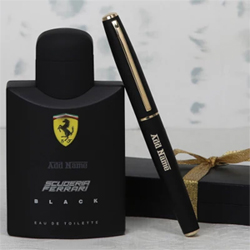 Ferrari Perfume with Pen