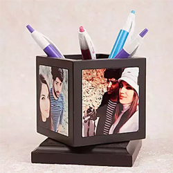 Rotating Pen Holder