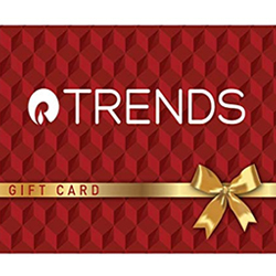 Reliance Trends Gift Card 3000/-