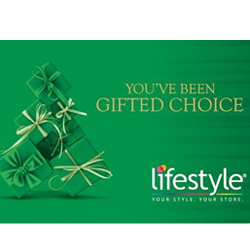 Life Style Gift Cheque 3000/-