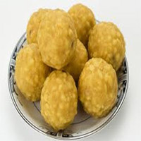 Laddu : mouth watering traditional Indian Sweets,Weight : 1kg
