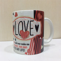 Love mug to Rajahmundry
