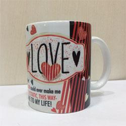 Love mug to Kakinada