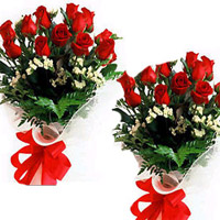 Red Roses bunches