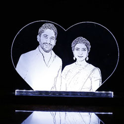 Acrylic Photo Frame  to Rajahmundry