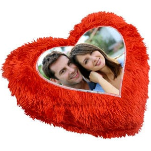 Heart Shaped Cushion