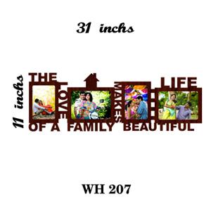 Beautiful Family photo frame