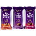 Cadbury Silk