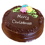 Christmas Cake Chocolate