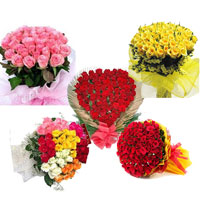 Grand celebration 500 Roses  to kakinada