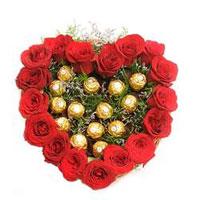 Heart Felt Roses to kakinada