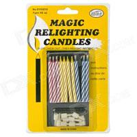 Magic Candles to Rajahmundry