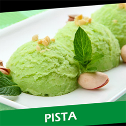 Kesar Pista Ice cream