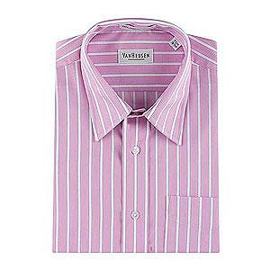 Van Heusen Pink Striped