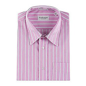 Van Heusen Pink Striped