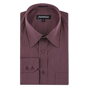 Branded Formal Striped Shirt