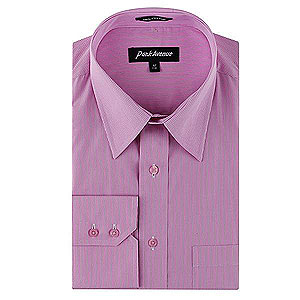 Gesf226 New Park Avenue Pin Striped Shirt Delivery In