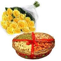 DryFruits N flowers  (M)