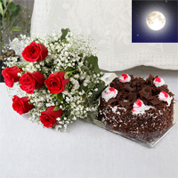 Flowers & Cake to Rajahmundry