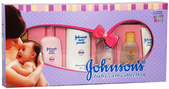 Johnson & Johnson hamper