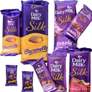 Cadbury bars  to Rajahmundry