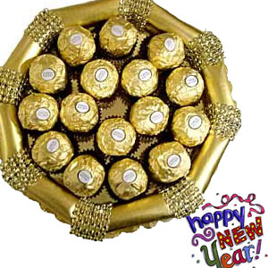 Ferrero rocher tray to Rajahmundry