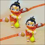 Jai Hanuman Rakhis