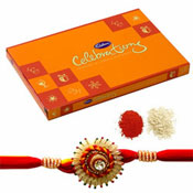 Rakhi Celebration to Rajahmundry
