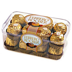 Ferrero Rocher - 16 Pcs