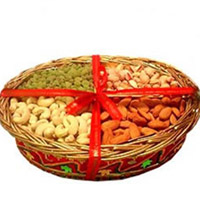 DRYFRUITS IN A BASKET