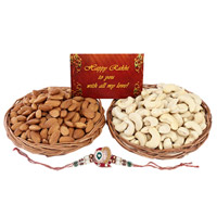 Dry Fruits Baskets For Rakhi