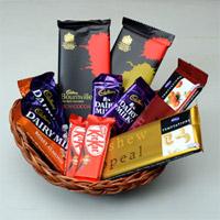 Attractive Chocolate Basket