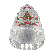 Silver Simhasan