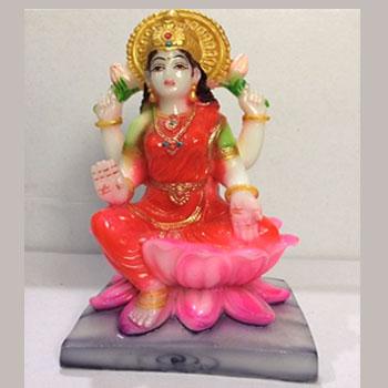 Lakshmi Goddess idol