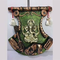 lord Ganesh wall frame