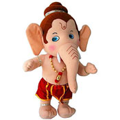 Bal Ganesha Soft Toy
