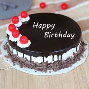 Black Forest Birthday Cake to Kakinada