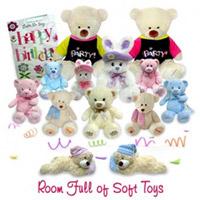Room Full Of Soft Toys to Rajahmundry