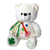 White Soft Teddy  to Rajahmundry