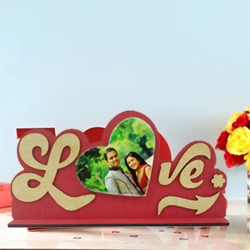 Personalised Love Photo Frame