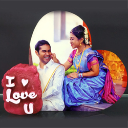 Valentine Gift to Rajahmundry
