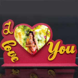 Hearty Love Frame
