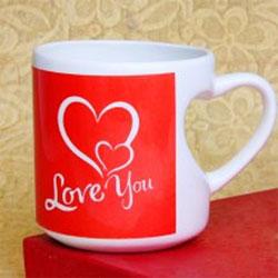 Forever Heart Mug