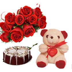 Teddy Day Gifts Online Guntur Flowers Cakes Sweets Wedding