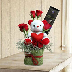 Teddy Day Gifts Online Guntur Flowers Cakes Sweets Wedding Birthday Same Delivery