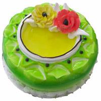 Round pista cake1kg