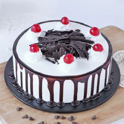 Black Forest Cake (Half Kg) to Vizag
